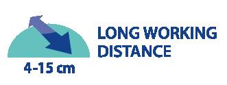 Long-W-distance