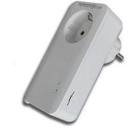 SMS-Temperaturlarm med inbyggd strömbrytare