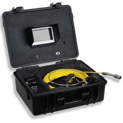 Ny inspektionskamera för avlopp, skorstenar, rör, kabelkanaler