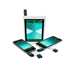EzSmart™ Hygro-Termometer för iPhone/iPAD® och Android™